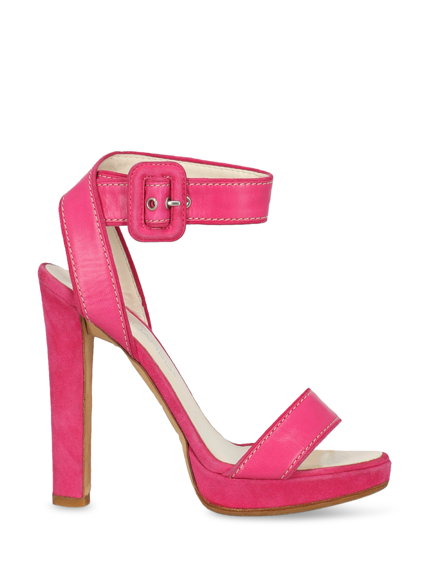 Pre-owned Dsquared2 Shoe In Pink
