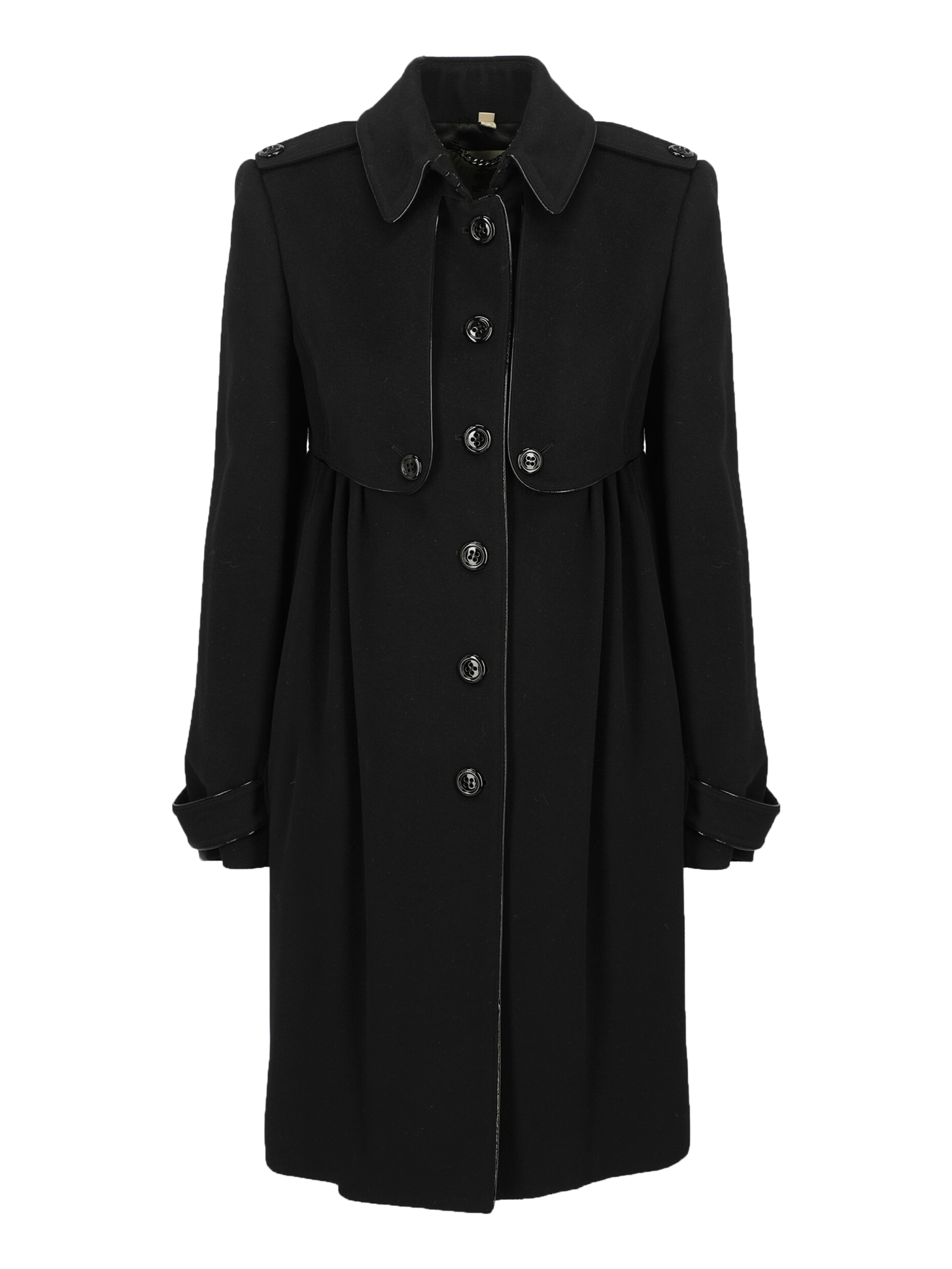 Pre-owned Burberry Clothing In Black
