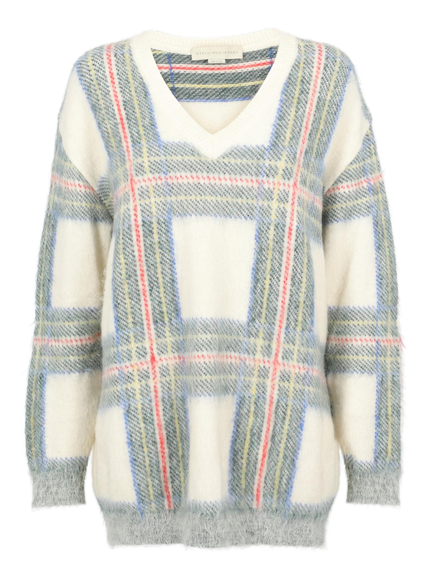 Pre-owned Stella Mccartney Knitwear & Sweatshirts In Green, Navy, White