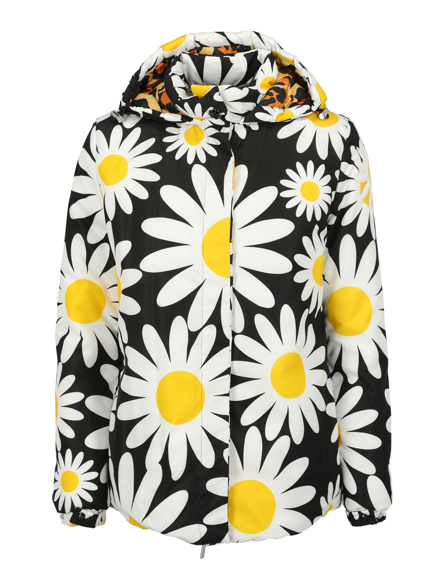 Pre-owned Moncler Clothing In Black, White, Yellow