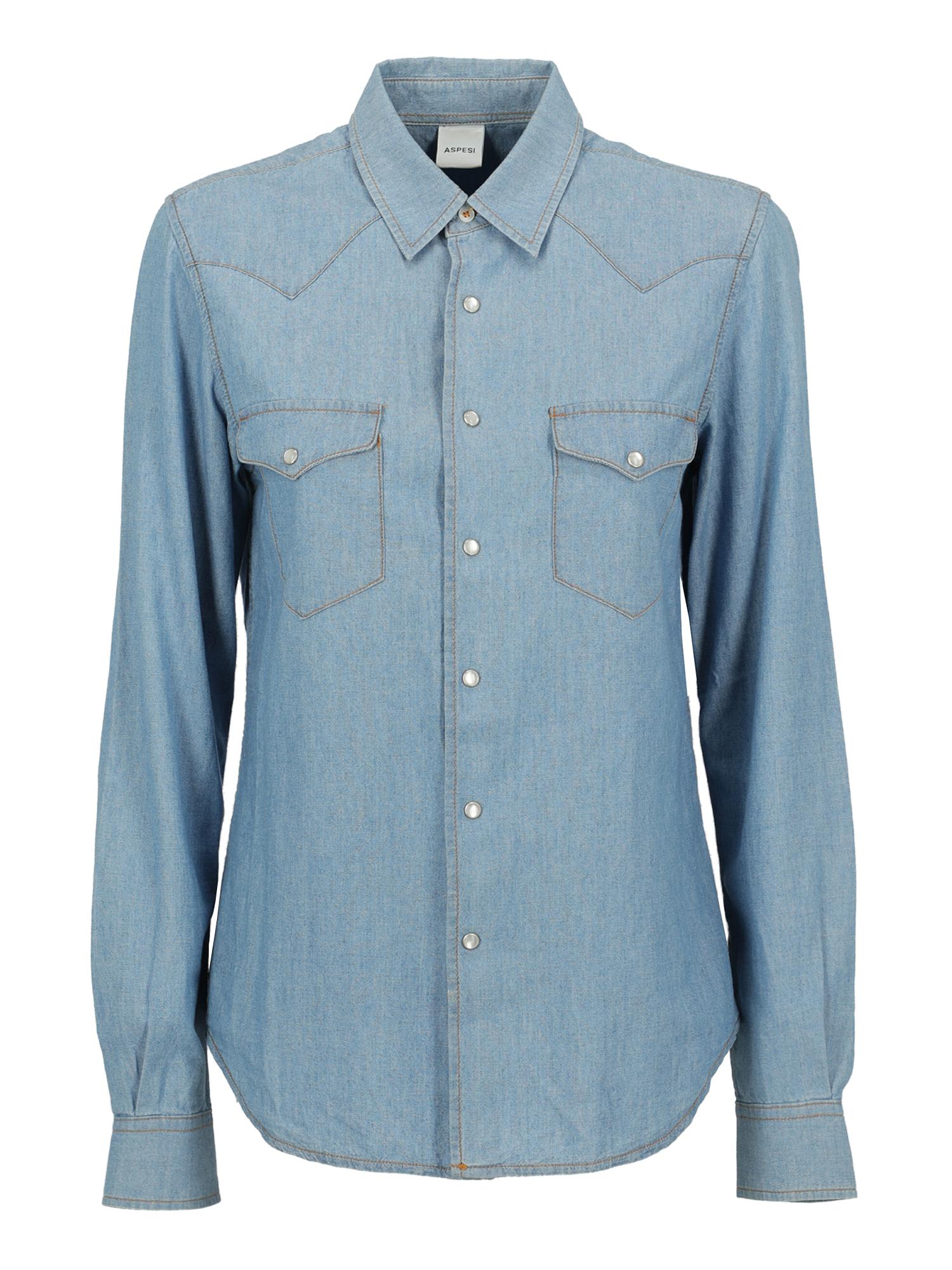Pre-owned Aspesi Clothing In Blue