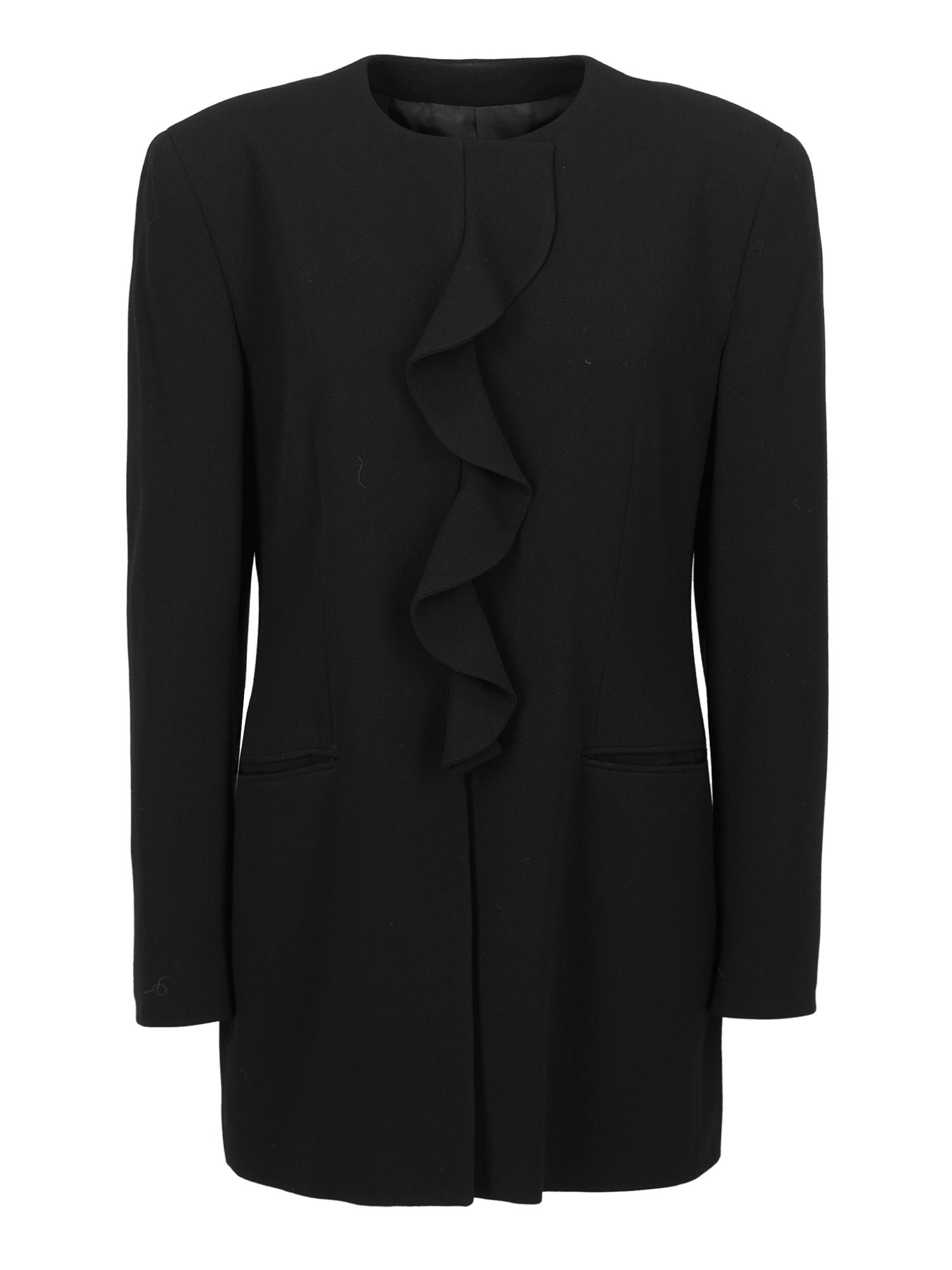 Pre-owned Giorgio Armani Clothing In Black