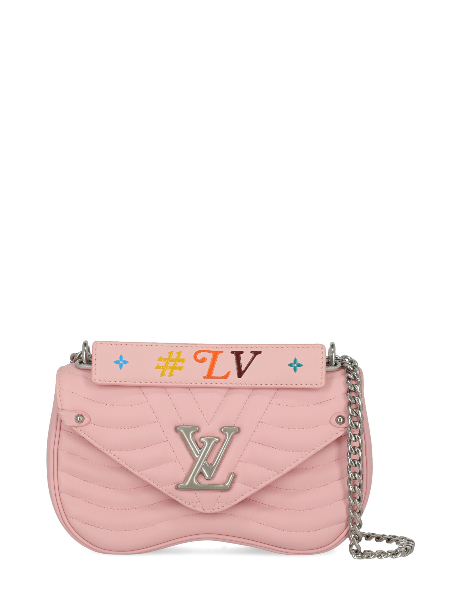 Pre-owned Louis Vuitton Bag In Pink