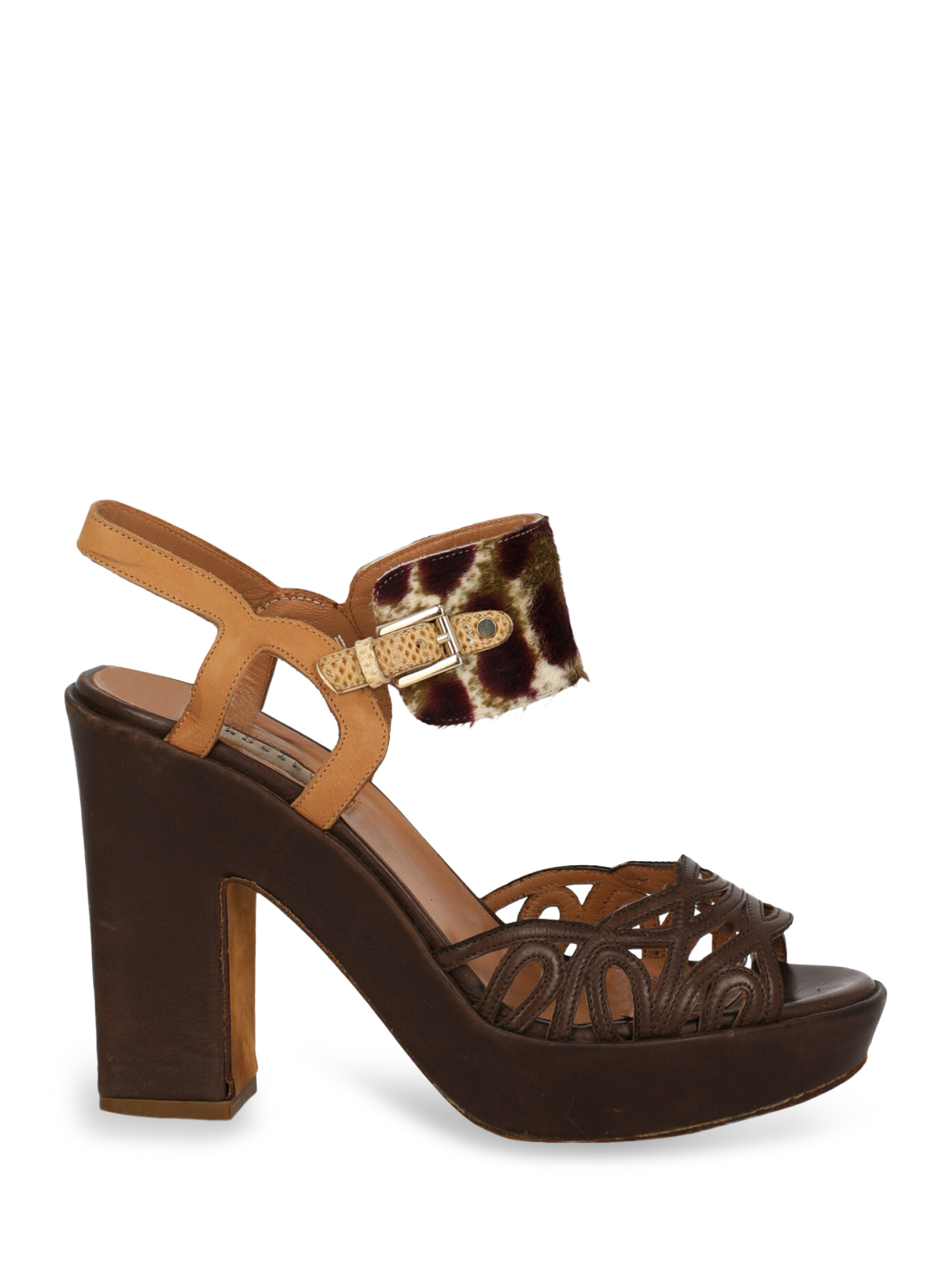 Pre-owned Fratelli Rossetti Shoe In Brown