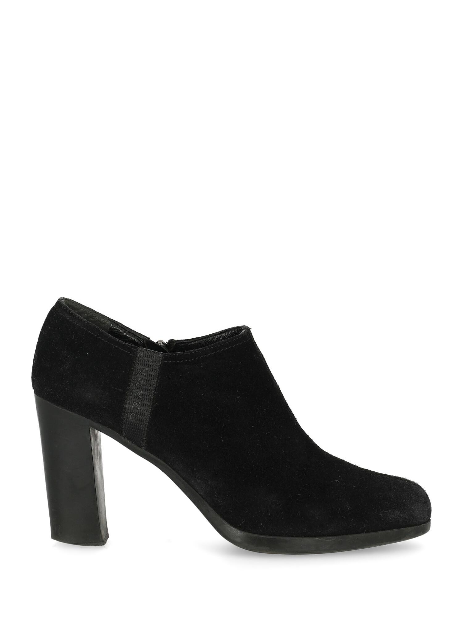 Pre-owned Prada Shoe In Black