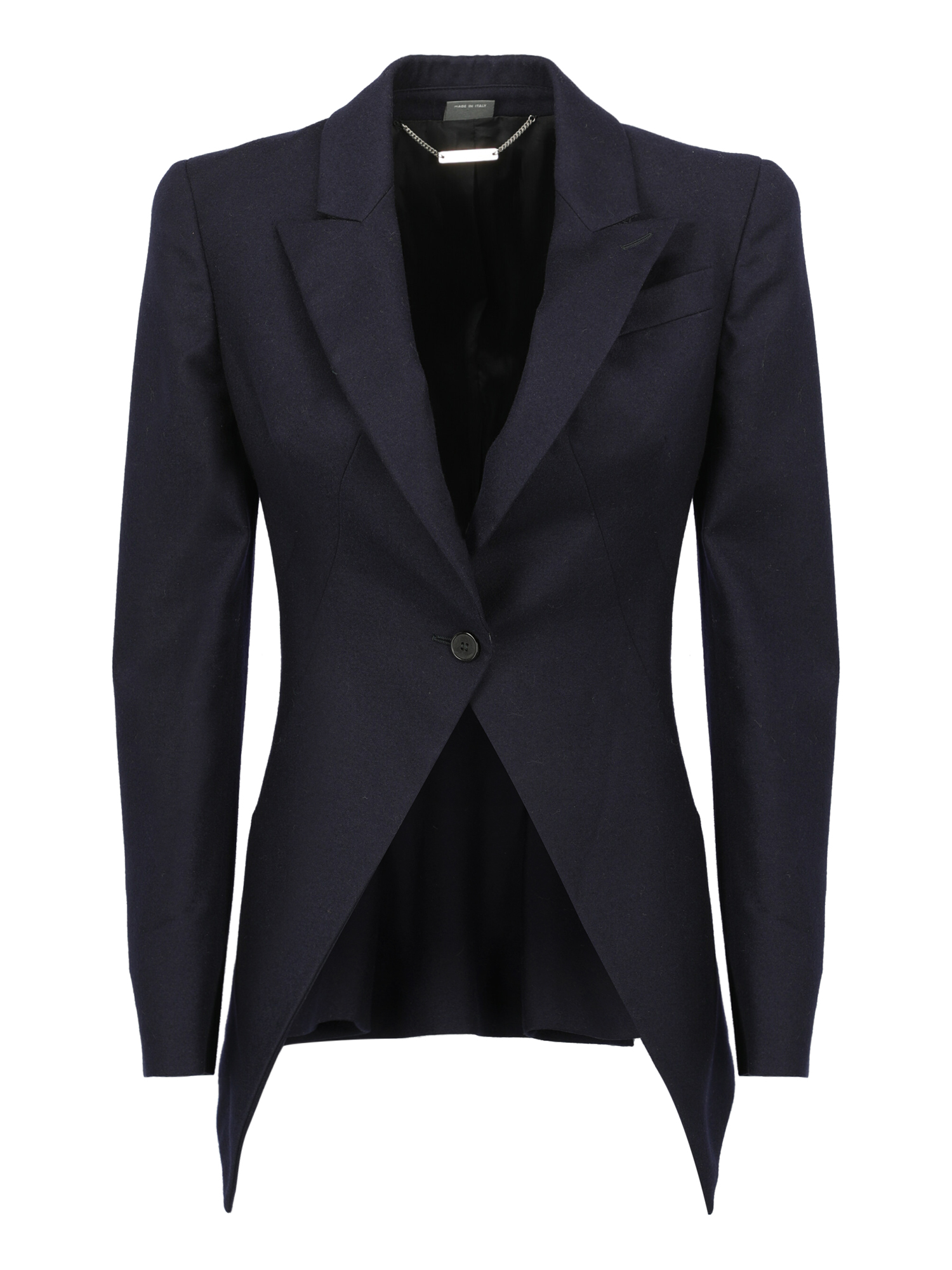 Pre-owned Alexander Mcqueen Clothing In Navy
