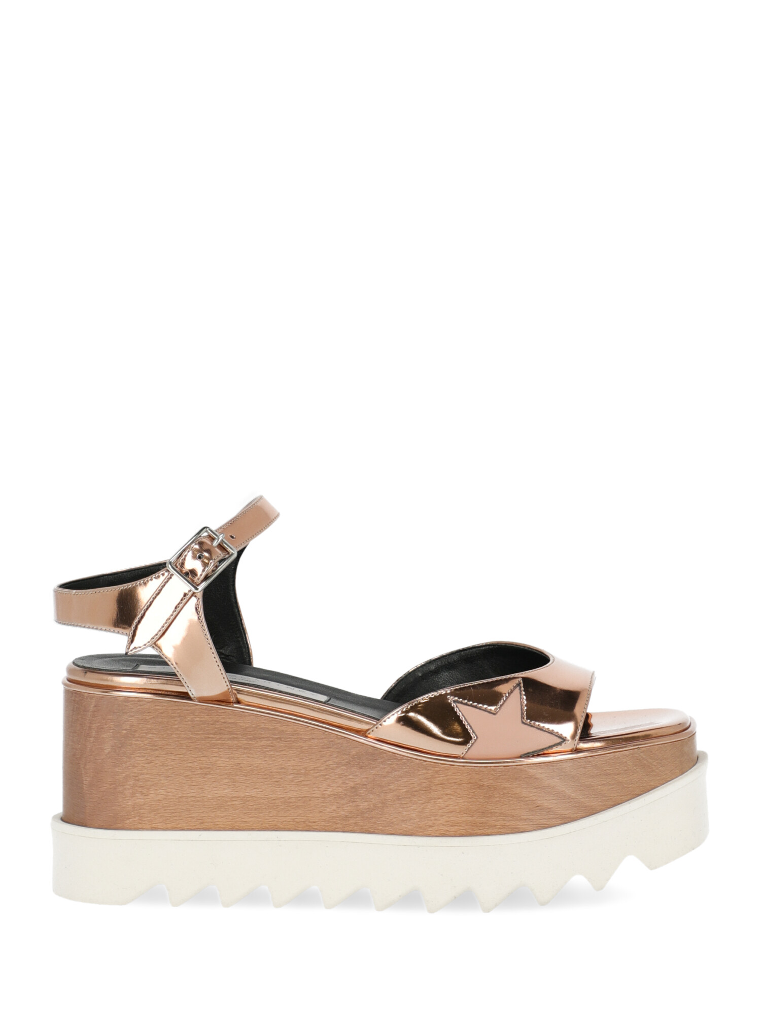 Pre-owned Stella Mccartney Shoe In Bronze