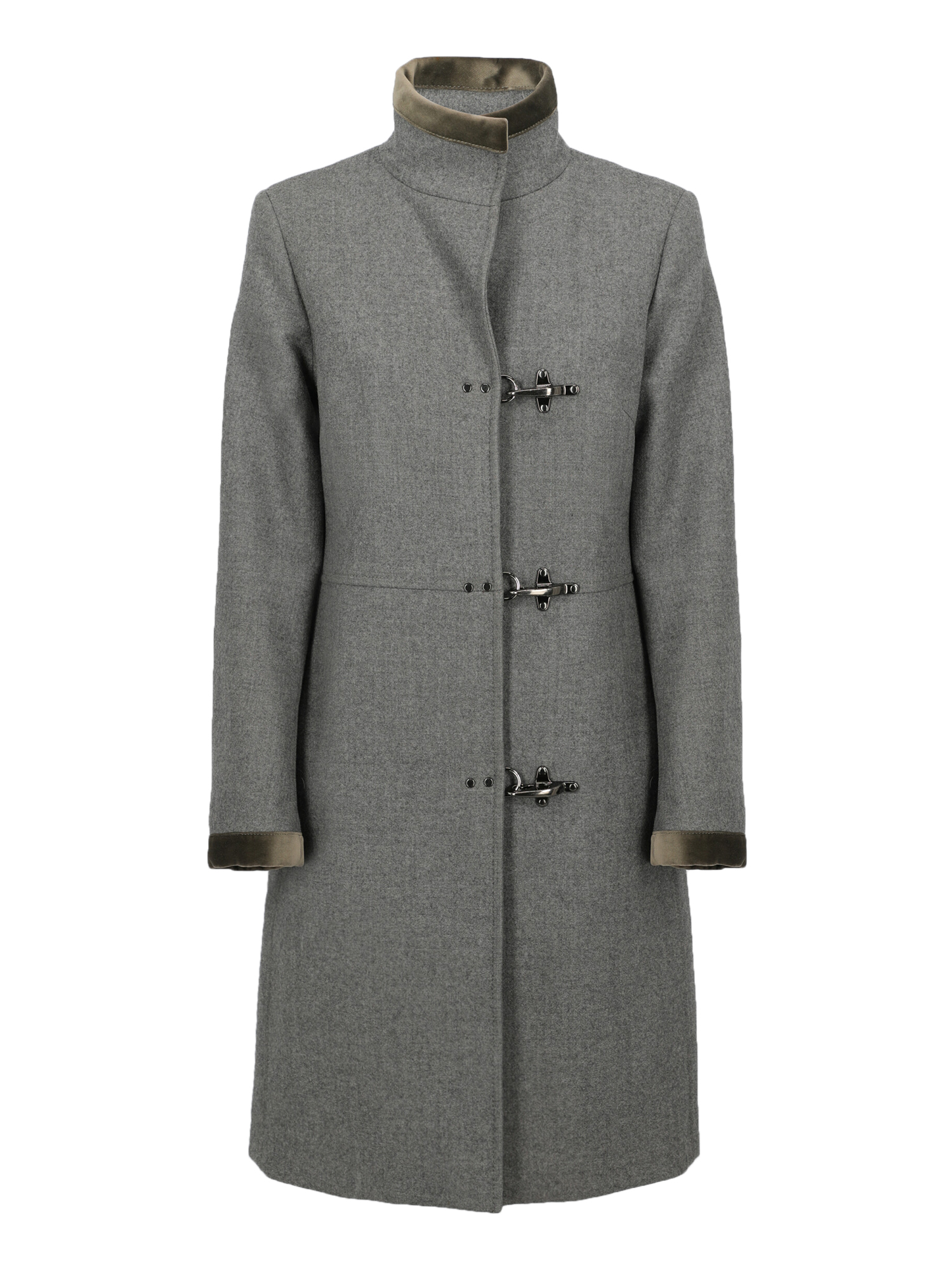 Pre-owned Fay Clothing In Grey