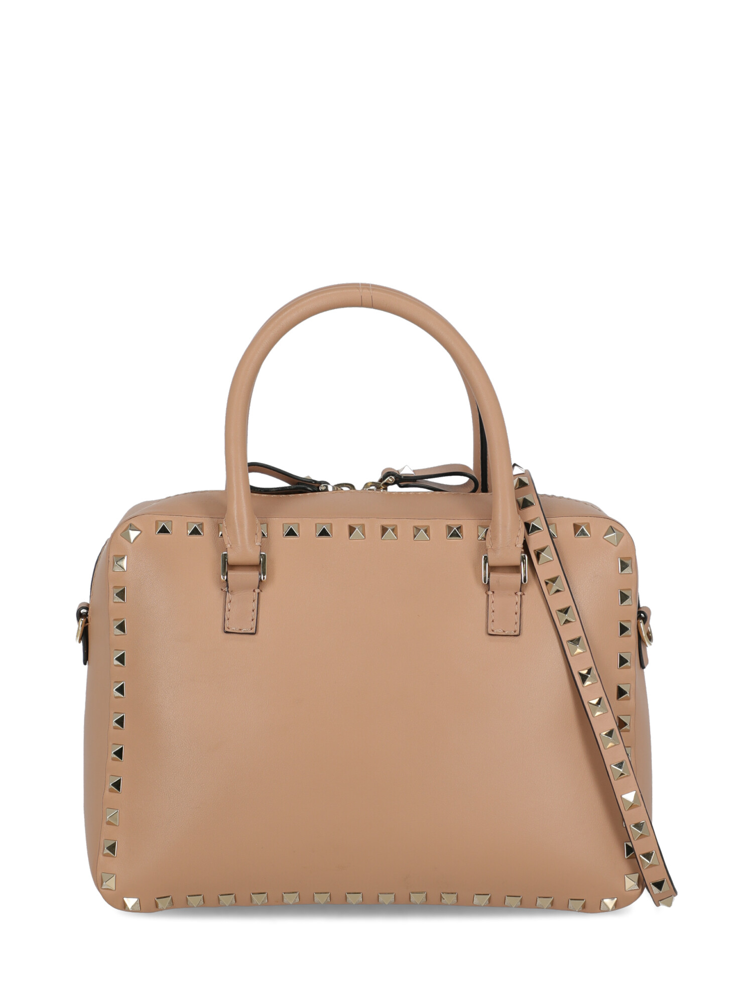 Pre-owned Valentino Garavani Bag In Pink