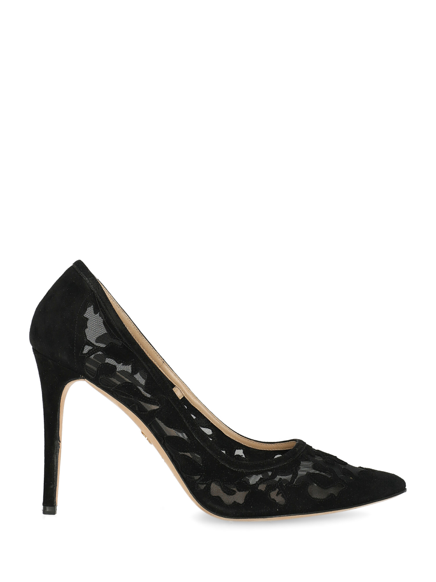 Pre-owned Elie Saab Shoe In Black