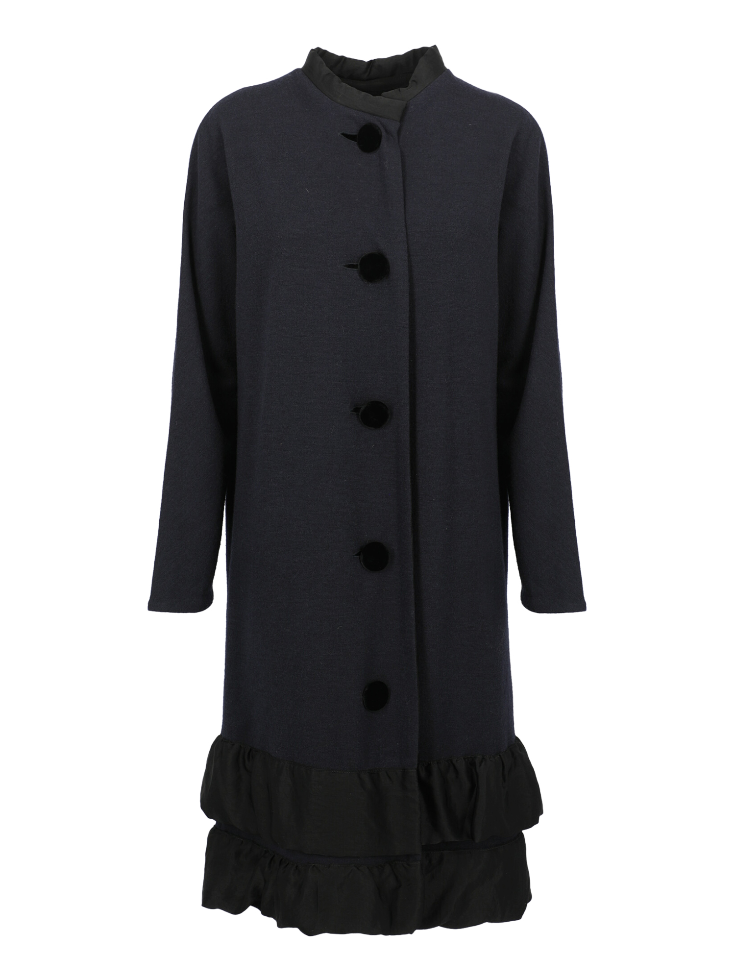Pre-owned Lanvin Clothing In Navy