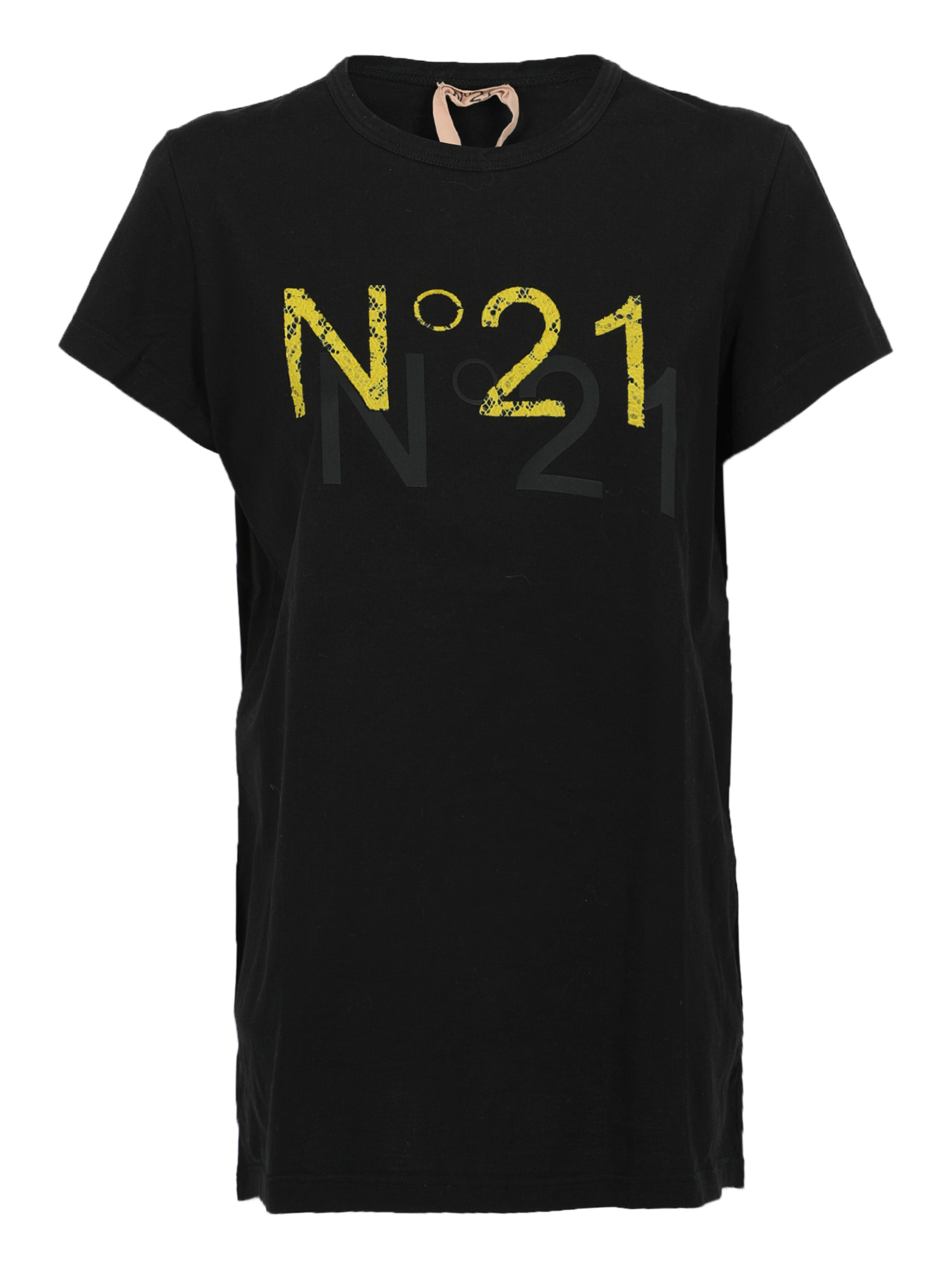 Pre-owned N°21 Clothing In Black, Yellow