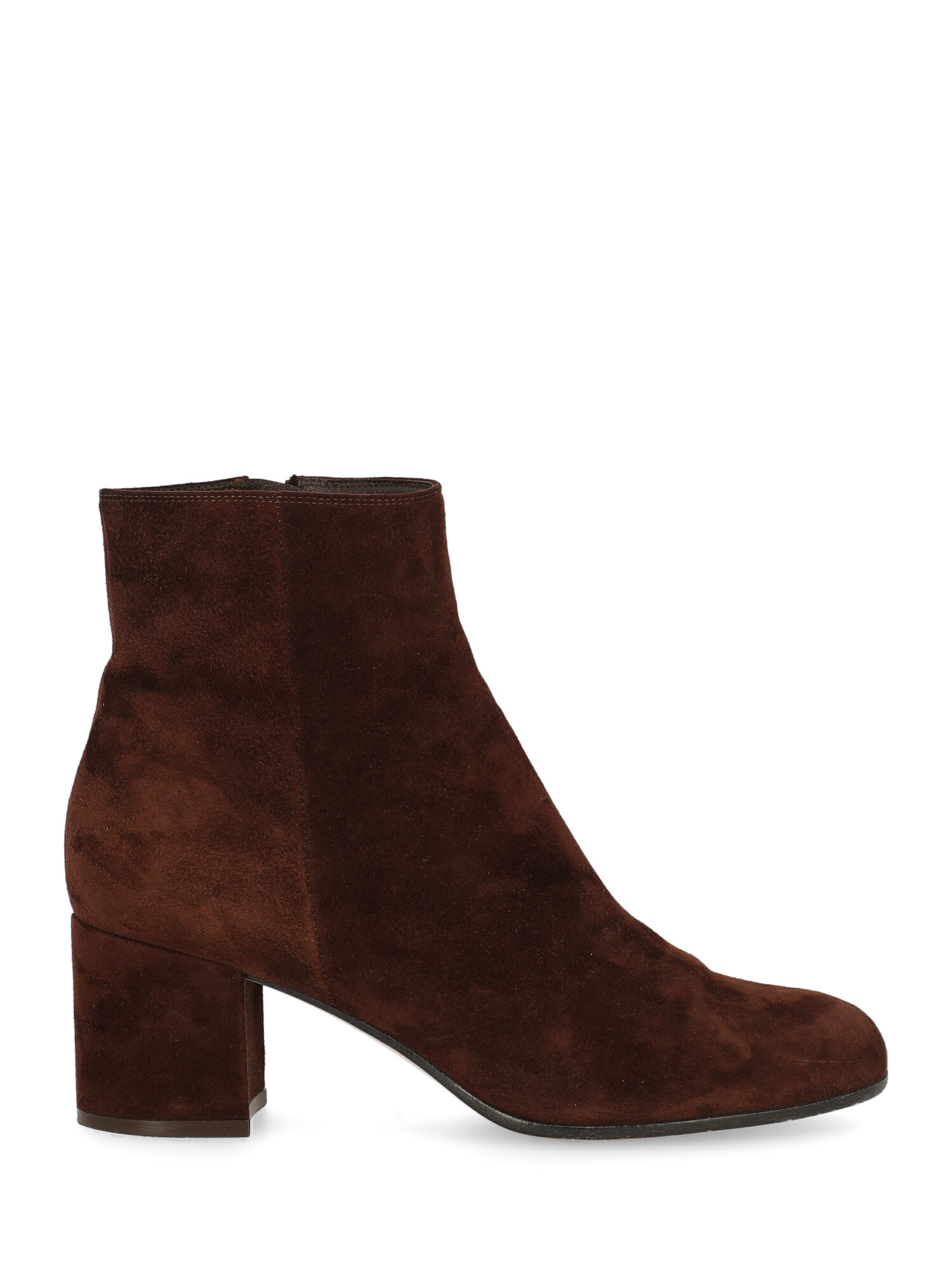 Pre-owned Gianvito Rossi Shoe In Brown