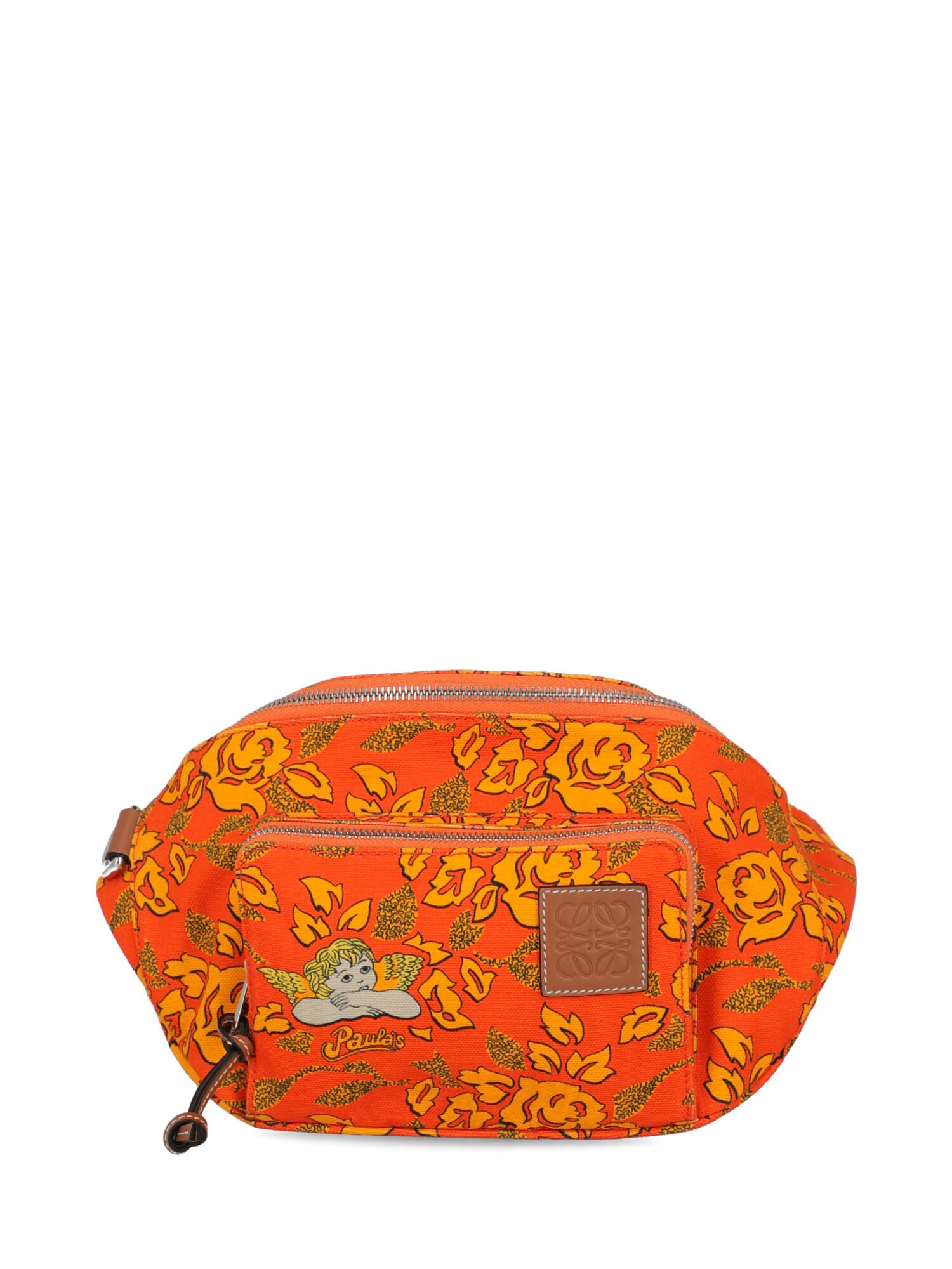 Pre-owned Loewe Bag In Black, Orange